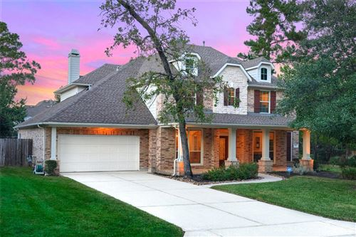 Photo of 122 Cezanne Woods Place, The Woodlands, TX 77382 (MLS # 7538453)