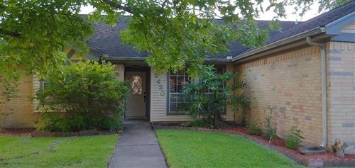Photo of 2420 Colleen Drive, Pearland, TX 77581 (MLS # 22160454)
