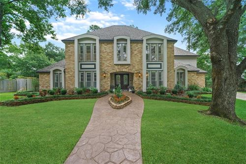 Photo of 4314 Leaf Forest Drive, Houston, TX 77345 (MLS # 91499454)