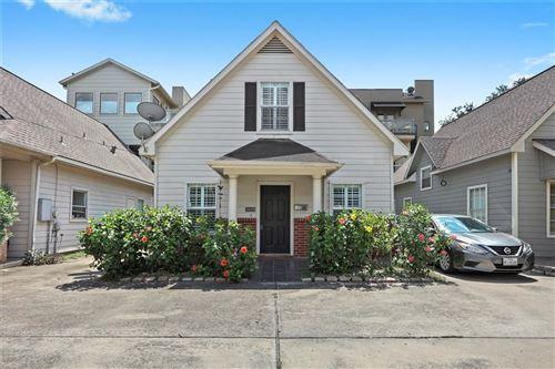 Photo of 1402 Dennis Street #B, Houston, TX 77004 (MLS # 31679455)