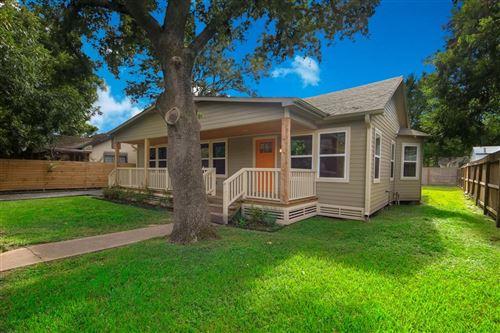 Tiny photo for 4515 Edison Street, Houston, TX 77009 (MLS # 40877455)