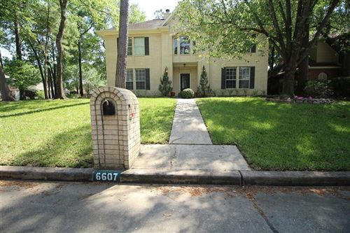 Photo of 6607 Ambercrest Drive, Spring, TX 77389 (MLS # 35102457)
