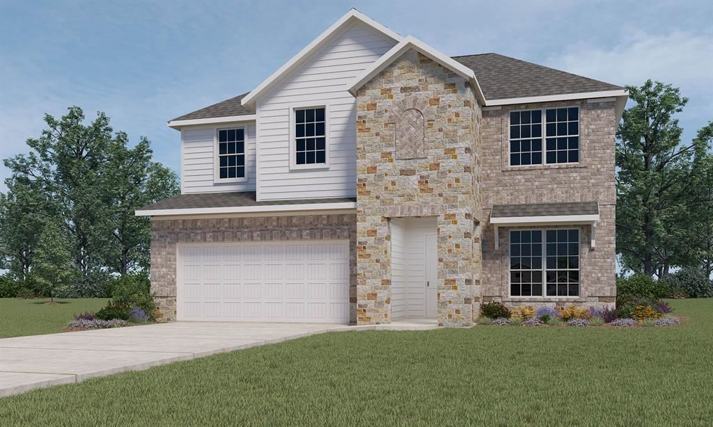 Photo for 1221 Antelope Passing Drive, Montgomery, TX 77316 (MLS # 36329458)