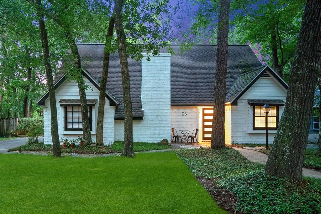 56 Woodhaven Wood Drive, The Woodlands, TX 77380 - MLS#: 43308459