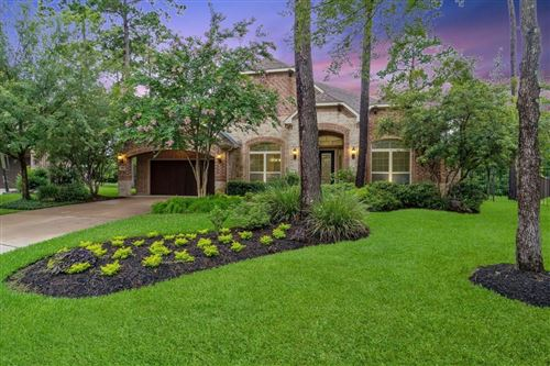 Photo of 109 N Spincaster Court, The Woodlands, TX 77389 (MLS # 8310461)