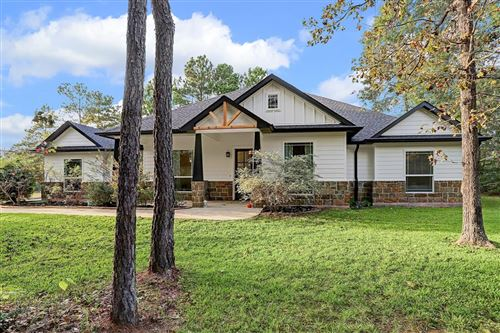 Photo of 9627 Pioneer Trace, Conroe, TX 77303 (MLS # 71974464)