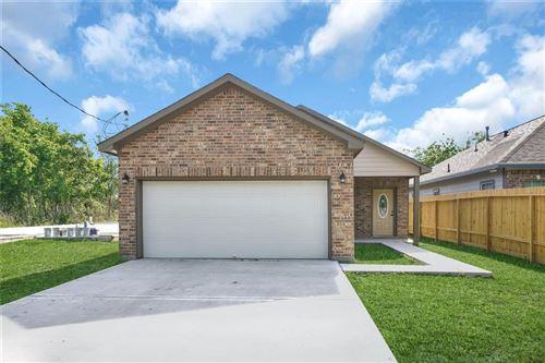 Photo of 6310 Bacher Street, Houston, TX 77028 (MLS # 93514465)