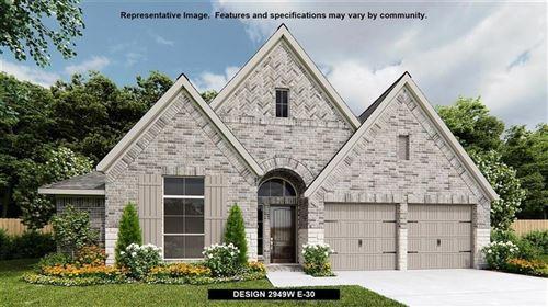 Photo of 2237 Bayleaf Manor Drive, Manvel, TX 77578 (MLS # 64623466)