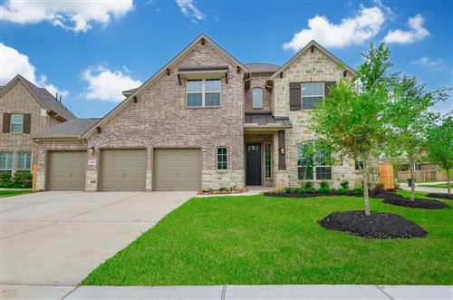 Photo of 9002 Caprock Bluff Lane, Cypress, TX 77433 (MLS # 33527468)