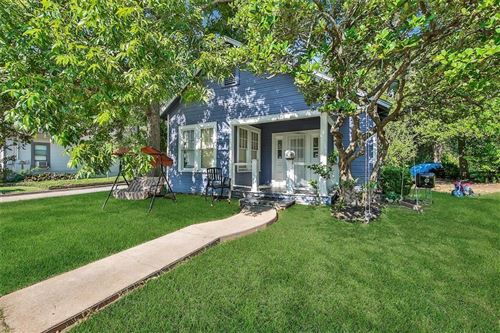Photo of 1101 N Thompson Street, Conroe, TX 77301 (MLS # 32155471)