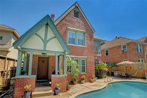 Photo of 1848 Marshall Street, Houston, TX 77098 (MLS # 64482471)