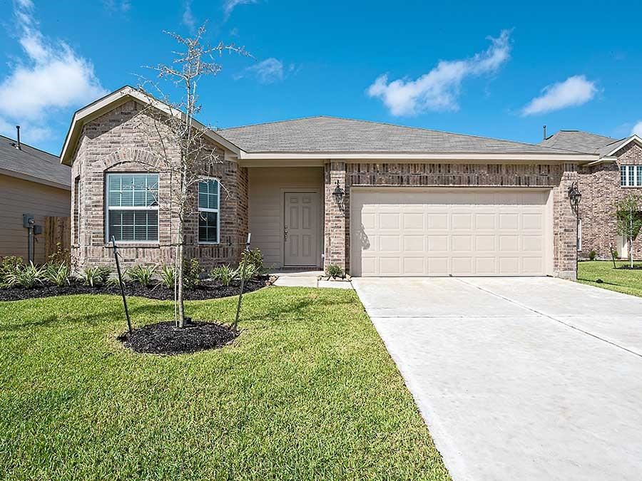Photo for 17752 Lion Heart Road, Conroe, TX 77306 (MLS # 16571472)