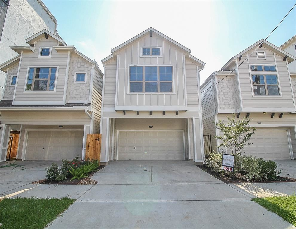4413 Schuler Street #A, Houston, TX 77007 - MLS#: 97053472