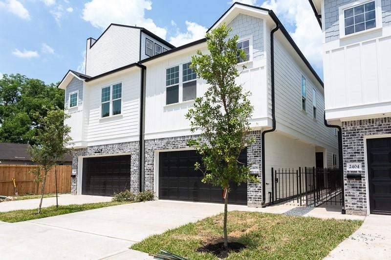 2402 Saint Charles Street, Houston, TX 77004 - #: 9978473