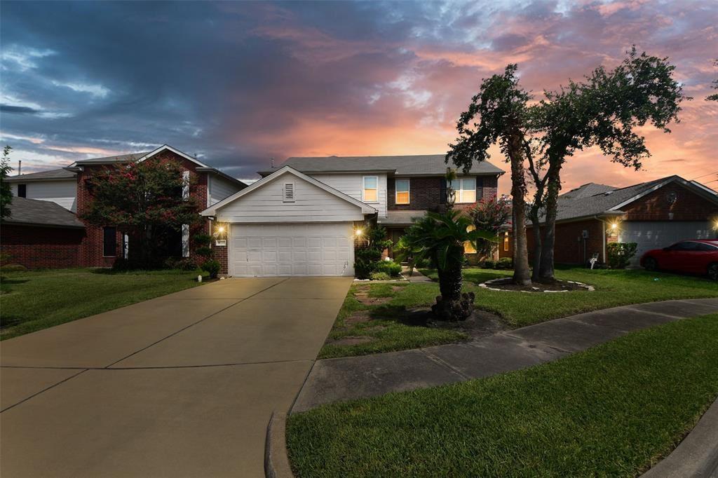 16210 Autumn Leigh Drive, Houston, TX 77083 - MLS#: 80295475