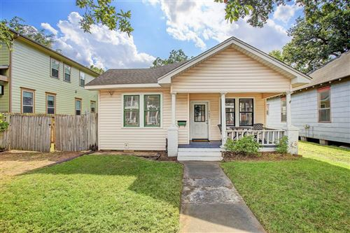 Photo of 409 Arlington Street, Houston, TX 77007 (MLS # 50720476)