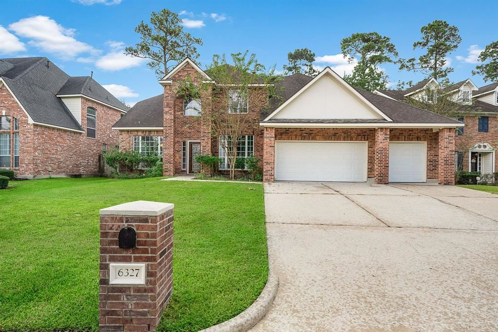 6327 Borg Breakpoint Drive, Spring, TX 77379 - #: 46722477
