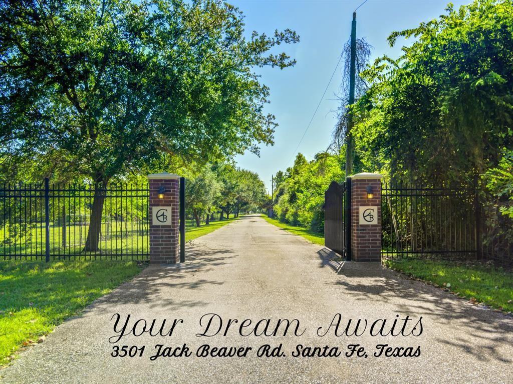 3501 Jack Beaver Road, Santa Fe, TX 77517 - MLS#: 10813479