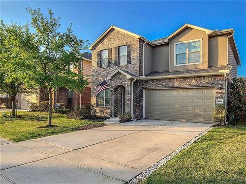 Photo of 14622 Julie Meadows Lane, Humble, TX 77396 (MLS # 9416480)