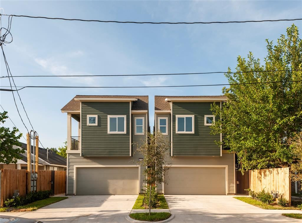 Photo for 4416-A Hershe, Houston, TX 77020 (MLS # 54098480)