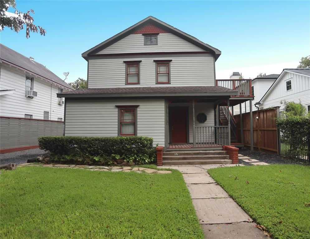 1230 Cortlandt Street, Houston, TX 77008 - #: 7157482