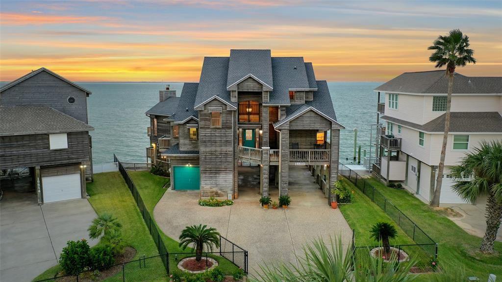 16610 Bayfront Drive, Galveston, TX 77554 - MLS#: 44825484