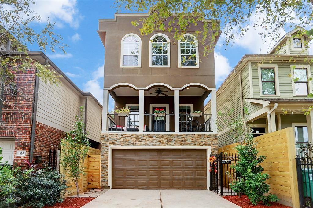 827 W 26th Street, Houston, TX 77008 - #: 65912485