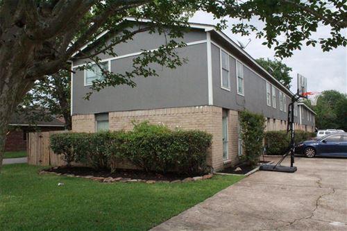 Photo of 521 Ferguson Street #4, Humble, TX 77338 (MLS # 49489486)