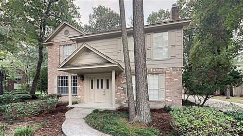 Photo of 1 Featherfall Place, The Woodlands, TX 77381 (MLS # 98358490)