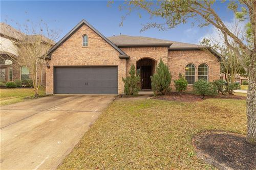 Photo of 12602 Otter Crest, Humble, TX 77346 (MLS # 80357492)