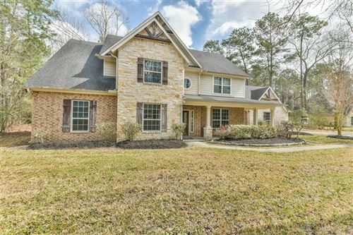 Photo of 1023 Winchester Bend, Huffman, TX 77336 (MLS # 81678493)