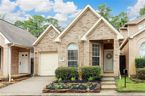 Photo of 2910 Crescent Bend Road, Spring, TX 77388 (MLS # 87049493)