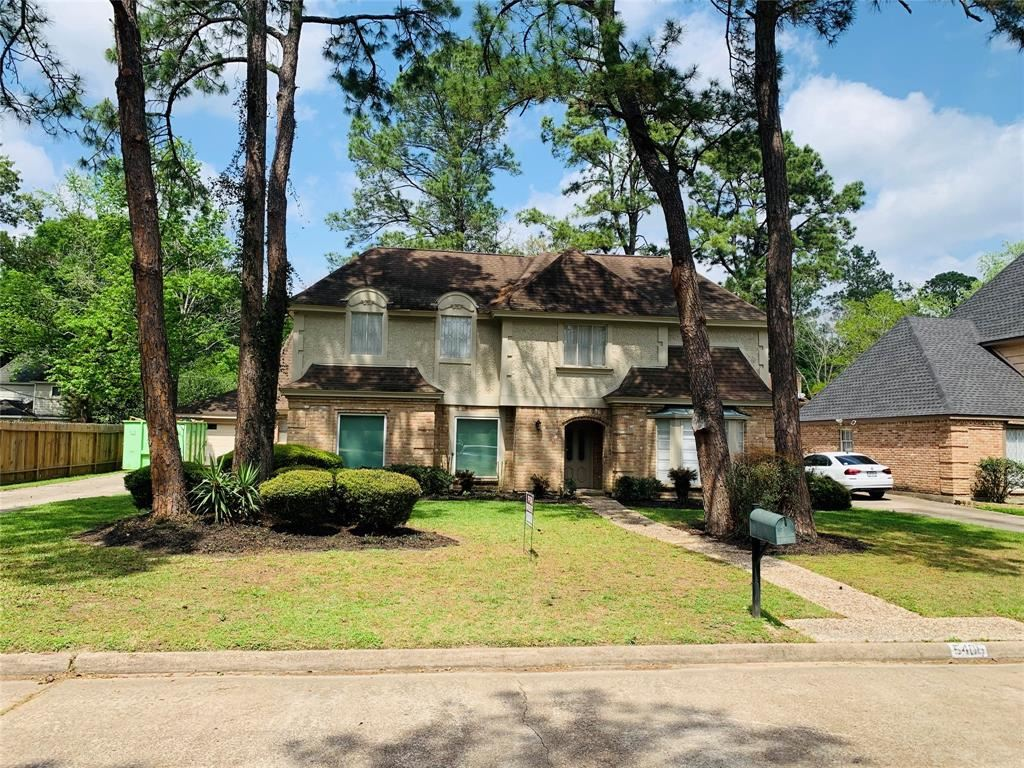 Photo for 5406 Havenwoods Drive, Houston, TX 77066 (MLS # 63910494)