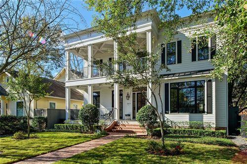 Photo of 2019 Columbia Street, Houston, TX 77008 (MLS # 29247495)