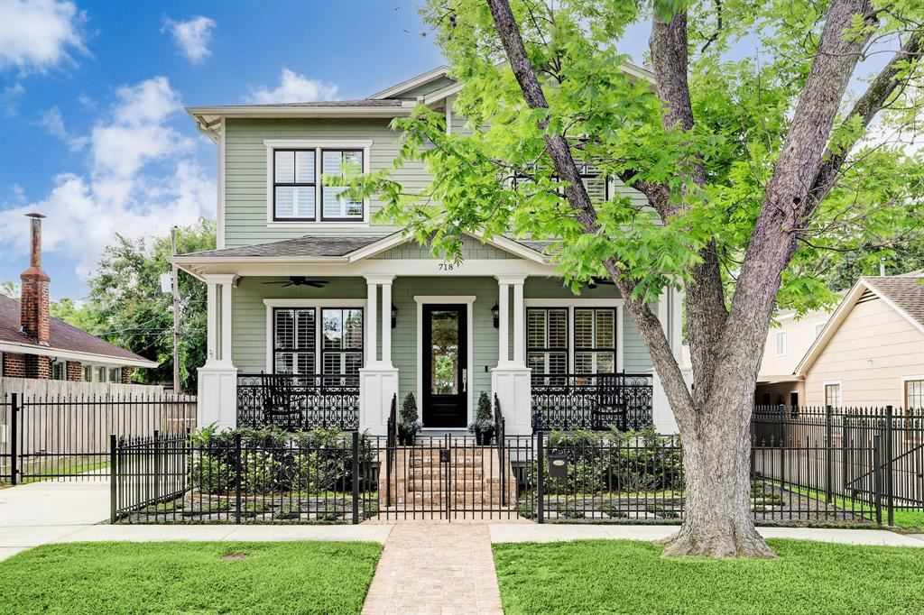 718 E 17th Street, Houston, TX 77008 - #: 69518496