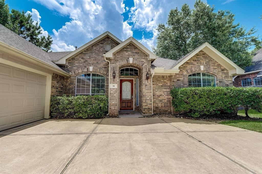 30 Emery Mill Place, The Woodlands, TX 77384 - MLS#: 35041497