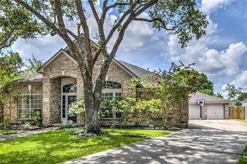 Photo of 2804 White Oak Lane, Pearland, TX 77584 (MLS # 88489498)