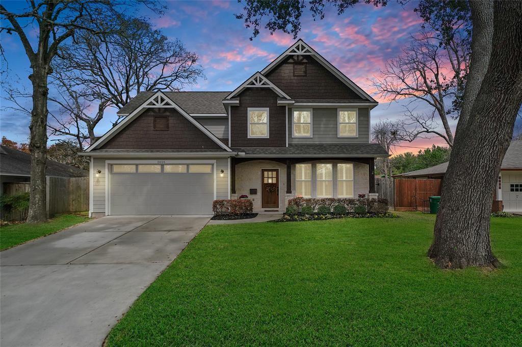 2026 Chantilly Lane, Houston, TX 77018 - #: 53519498