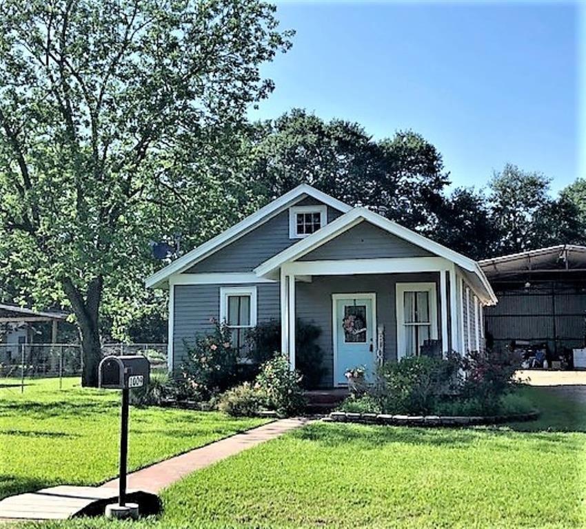 1009 Mansfield Street, Garwood, TX 77442 - MLS#: 87991498
