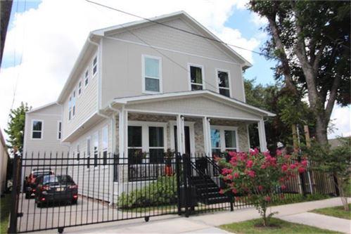 Photo of 811 Kern Street, Houston, TX 77009 (MLS # 58304500)