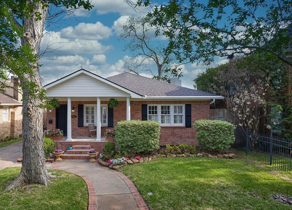1851 Kipling Street, Houston, TX 77098 - MLS#: 54417500