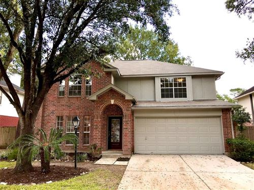 Photo of 19022 Forest Trace Drive, Humble, TX 77346 (MLS # 21813502)