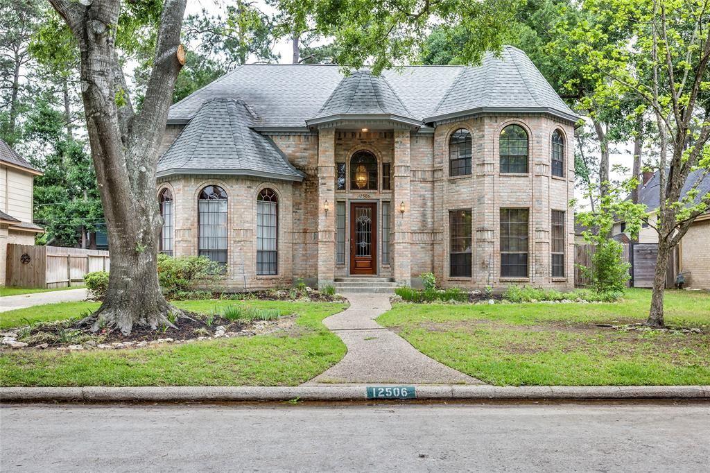 12506 Oakcroft Drive, Houston, TX 77070 - #: 54237503