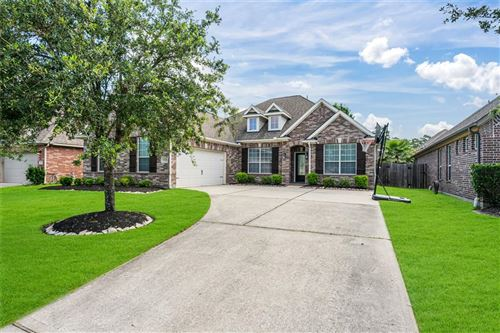 Photo of 17326 Rainer Valley Lane, Humble, TX 77346 (MLS # 84956510)