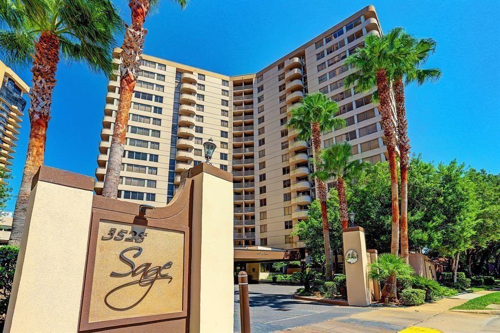 3525 Sage Road #1302, Houston, TX 77056 - MLS#: 48459510