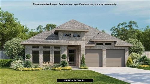 Photo of 7911 Lookout Hill Drive, Magnolia, TX 77354 (MLS # 91514512)