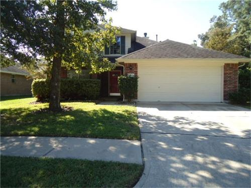 Photo of 12702 Great Sands Drive, Humble, TX 77346 (MLS # 41609513)