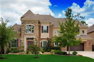 Photo of 14 PLAYER VISTA, The Woodlands, TX 77382 (MLS # 7562516)