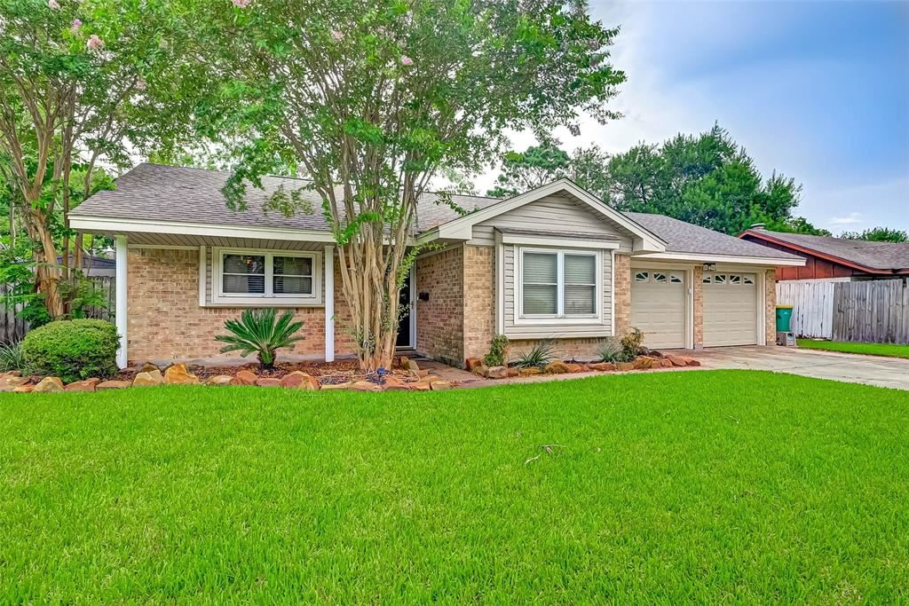 2314 Willow Boulevard, Pearland, TX 77581 - #: 74997516