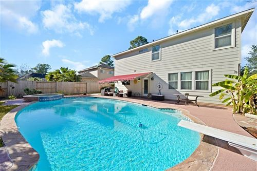 Photo of 8614 Silver Lure Drive, Humble, TX 77346 (MLS # 34587518)
